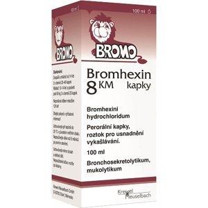 Bromhexin 8 KM kapky kapky 100ml 8 mg/ml