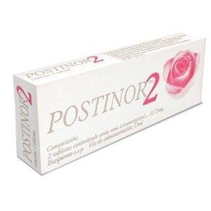 Postinor-2  Postinor 2 tablety