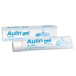Aulin gel dermální gel 100g/3g