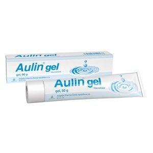 Aulin gel dermální gel 50gm/1.5gm