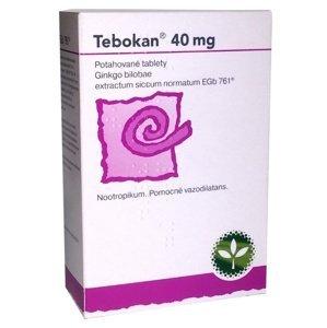 Tebokan 40mg potahové tablety 100ks