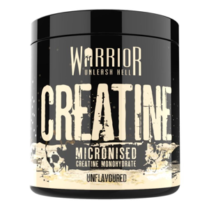 Warrior Creatine Micronised unflavoured 300g
