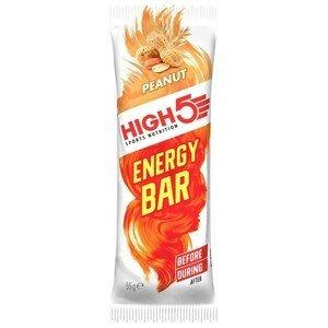 High5 Energy Bar arašídy 55g