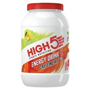 High5 Energy Drink Caffeine Hit citrus 1,4kg