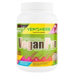 VemoHerb VeganPro vanilka 900g