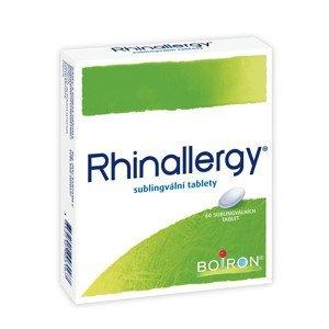Boiron  Rhinallergy orální tablety adh. 60