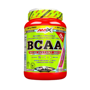 Amix BCAA Micro Instant, Forest Fruit, 1000g