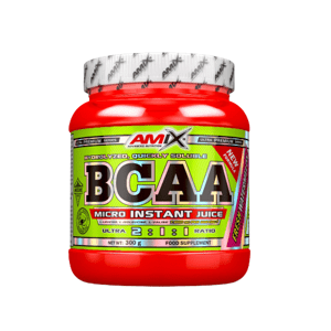Amix BCAA Micro Instant, Fruit Punch, 300g
