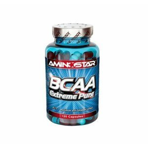 Aminostar BCAA Extreme Pure, 120cps
