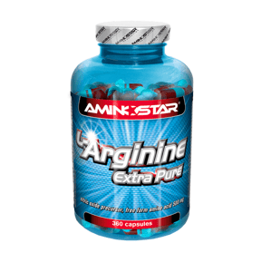 Aminostar L-Arginine, 360cps