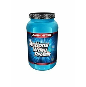 Aminostar Whey Protein Actions 65%, Chocolate, 2000g