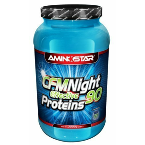 Aminostar CFM Long Effective Proteins, Vanilla, 2000g