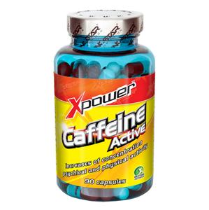 Aminostar Xpower Caffeine Active, 90cps