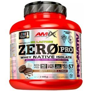Amix ZeroPro Protein, Jahoda 2000g