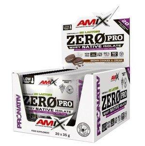 Amix ZeroPro Protein, Čokoláda 20x35g