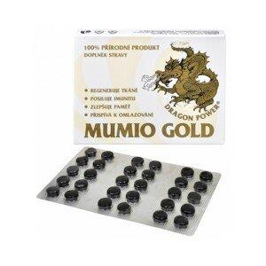 Gold Mumio - Dragon Power tablety 30