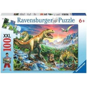 Ravensburger Dinosauři XXL 100 dílků