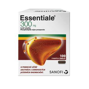 Essentiale® 300mg tvrdé tobolky 100ks