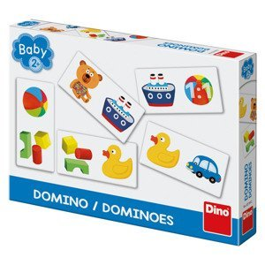 Dino Domino Baby hračky