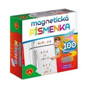 Pexi Magnetická písmenka na lednici 100ks