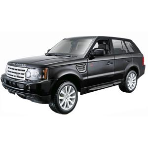 Bburago  1:18 Range Rover Sport Black