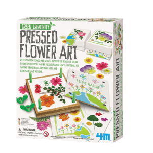 Mac Toys Výroba dekorace z květin