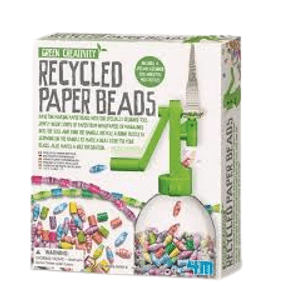 Mac Toys Papírové korálky