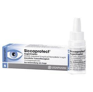 Siccaprotect oční kapky roztok 10ml