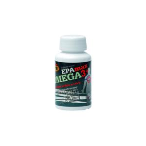 JML EPAmax OMEGA 3+ (Epa 300mg DHA 200mg E 5mg) 34 tobolek