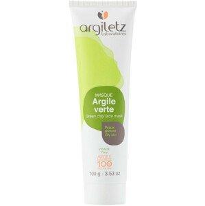 Argiletz Maska pleťová pro mastnou pleť zelený jíl 100g