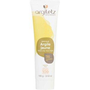 Argiletz Maska pleťová pro smíšenou pleť žlutý jíl 100g