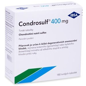 Condrosulf 400, 180 tobolek