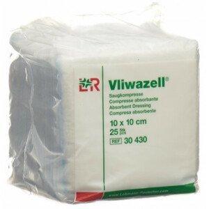 Lohmann&Rauscher  Vliwazell Komprese nester.vys.absorp. 10x10cm 25ks