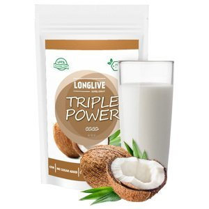Longlive Protein Triple Power kokos 90g