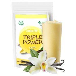 Longlive Protein Triple Power vanilka 90g