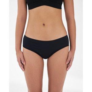SNUGGS Menstruační kalhotky vel. XL - černá