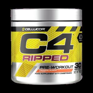 Cellucor C4 Ripped tropický punč 165g
