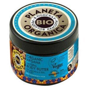 Planeta Organica Tělové máslo Arganovník 300ml