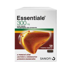 Essentiale® 300mg perorální tvrdé tobolky 50ks