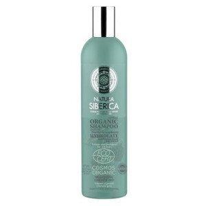 Natura Siberica Šampon pro mastné vlasy - Objem a svěžest 400ml