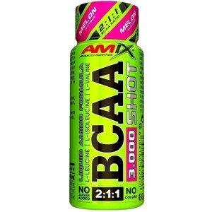 Amix BCAA 3000 SHOT Meloun 60ml