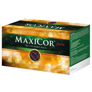 Farmax  MaxiCor forte dárkové balení 120 tobolek