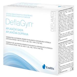Exeltis  DeflaGyn® aplikační sada 150ml