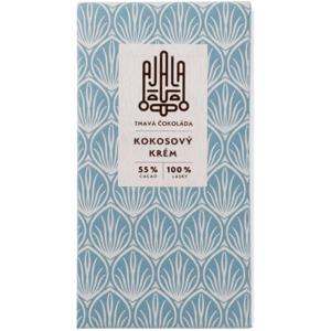 Ajala Bio čokoláda 55% kokosový krém 45g