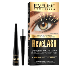 Eveline Cosmetics  Eveline Revelash Koncentrované sérum ke stimulaci růstu očních řas 3ml