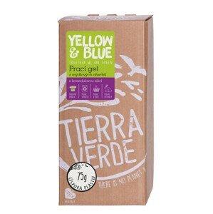 Yellow&Blue  Yellow and Blue Prací gel s levandulí z bio mýdlových ořechů 2l