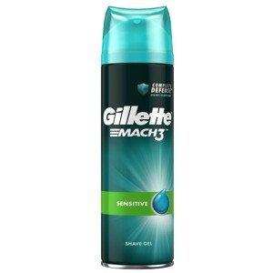 Gillette Series comfort Gel na holení 200ml