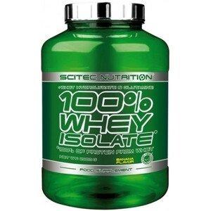SciTec Nutrition 100% Whey Isolate jahoda 2000g