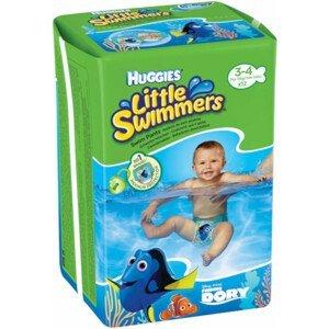 Huggies  Plenky do vody Little Swimmers pro kojence a batolata s váhou 7–15kg 12ks