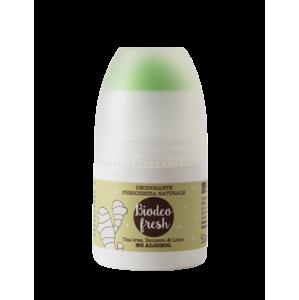 laSaponaria Deodorant roll-on osvěžující s citrónem BIO 50ml